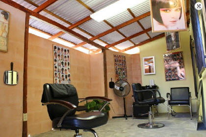Full hair salon