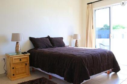 Hotel bedroom #1