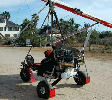 Ultralight Trike for Sale in Todos Santos, Mexico!