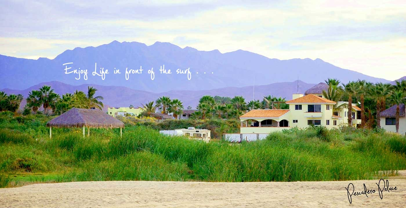 Todos Santos and El Pescadero Vacation Rentals