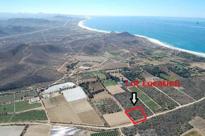 Pescadero Parcel and Lots for sale!
